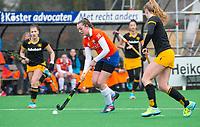20170319 BLOEMENDAAL - landelijke jeugdcompetitie Bloemendaal Meisjes A1-Den Bosch MA1 (2-3). Florien Houtzagers (Bl'daal).  COPYRIGHT KOEN SUYK