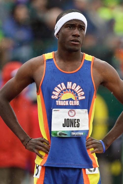 Olympic Trials Eugene 2012: Mens' 800 meter heats, Richard Jones