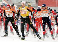 ◊Copyright:<br />GEPA pictures<br />◊Photographer:<br />Hans Simonlehner<br />◊Name:<br />Teichmann<br />◊Rubric:<br />Sport<br />◊Type:<br />Ski nordisch<br />◊Event:<br />FIS Weltcup, Langlauf der Herren, 30 km<br />◊Site:<br />Ramsau, Austria<br />◊Date:<br />18/12/04<br />◊Description:<br />Tobias Angerer, Axel Teichmann (GER), Vincent Vittoz (FRA)<br />◊Archive:<br />DCSSL-181204612<br />◊RegDate:<br />18.12.2004<br />◊Note:<br />8 MB - MP/MP - Nutzungshinweis: Es gelten unsere Allgemeinen Geschaeftsbedingungen (AGB) bzw. Sondervereinbarungen in schriftlicher Form. Die AGB finden Sie auf www.GEPA-pictures.com.<br />Use of picture only according to written agreements or to our business terms as shown on our website www.GEPA-pictures.com.
