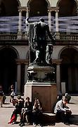 Milano, Salone del Mobile, Fuori Salone. Pinacoteca di Brera