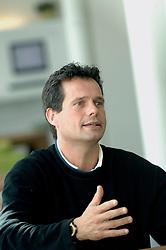 04-04-2006  VOLLEYBAL: HVA AMSTERDAM: AMSTERDAM<br /> Reportage van HVA Amsterdam / Trainer Coach Gido Vermeulen<br /> ©2005-WWW.FOTOHOOGENDOORN.NL