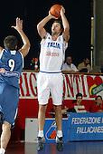 Amichevole Pre Olimpiadi Atene 2004