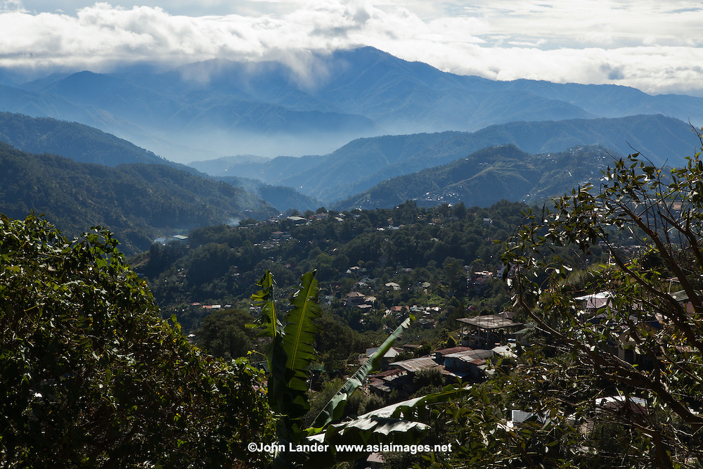 The Cordillera Central is a massive mountain range situated in the northern central part of the island of Luzon, the Philippines. Several provinces are part of it, namely Benguet, Abra, Kalinga, Apayao, Mountain Province, Ifugao.  The city of Baguio, is at its core, located within Benguet Province.  During Spanish times, the whole range was called Nueva Provincia or New Province.  The Gran Cordillera is the highest and largest mountain range in the Philippines. It comprises about one sixth of the whole Luzon island with a total area of 18,300 square kilometers.