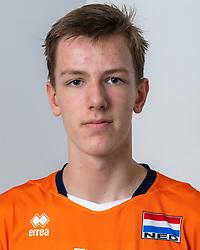 21-12-2018 NED: Photoshoot selection of Orange Young Boys, Arnhem <br /> Orange Young Boys 2018 - 2019 / Thomas Sleurink #14