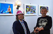 Opening of photoexhibition by Adam Nurkiewicz at Wejsciowka Cafe in Horzyca Theatre in Torun, Poland.<br /> <br /> Poland, Torun, January 7, 2016<br /> <br /> Picture also available in RAW (NEF) or TIFF format on special request.<br /> <br /> Any editorial, commercial or promotional use requires permission.<br /> <br /> Wiktor Sobolewski declares that he has no rights to the image of people at the photographs of his authorship.<br /> <br /> Mandatory credit:<br /> Photo by &copy; Wiktor Sobolewski