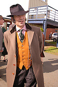 Lord Harlech. Ludlow Charity Race Day,  in aid of Action Medical Research. Ludlow racecourse. 24 march 2005. ONE TIME USE ONLY - DO NOT ARCHIVE  © Copyright Photograph by Dafydd Jones 66 Stockwell Park Rd. London SW9 0DA Tel 020 7733 0108 www.dafjones.com