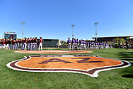 SCOTTSDALE, AZ - FEBRUARY 25:  Arizona Diamondbacks and Colorado Rockies stand for the national anthem prior to the spring training game at Salt River Fields at Talking Stick on February 25, 2017 in Scottsdale, Arizona.  (Photo by Jennifer Stewart/Getty Images)