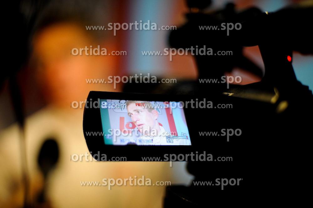 02.02.2011, Omega Pharma, Adegem, BEL, official presentation to the press of Belgian cycling team Omega Pharma-Lotto, im Bild Belgian Jurgen van Den Broeck of Omega Pharma-Lotto pictured during the official presentation to the press of Belgian cycling team Omega Pharma-Lotto, Wednesday 02 February 2011, in Adegem. EXPA Pictures © 2011, PhotoCredit: EXPA/ nph/  Laurent Dubrule        ****** out of GER / SWE / CRO  / BEL ******