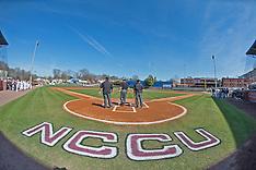 NC Central Baseball
