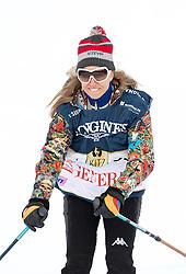 21.01.2017, Hahnenkamm, Kitzbühel, AUT, FIS Weltcup Ski Alpin, KitzCharity Trophy, im Bild Nina Pröll (Generali) // during the KitzCharity Trophy of FIS Ski Alpine World Cup at the Hahnenkamm in Kitzbühel, Austria on 2017/01/21. EXPA Pictures © 2017, PhotoCredit: EXPA/ Serbastian Pucher