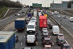 © London News Pictures. 24/03/2016. Dartford, UK.<br />