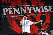 2013-08-09 Pennywise - Open Flair 2013