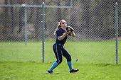 2015-04-13 NCAA Softball: Notre Dame at Trinity Washington