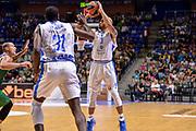 DESCRIZIONE : Eurolega Euroleague 2015/16 Group D Unicaja Malaga - Dinamo Banco di Sardegna Sassari<br /> GIOCATORE : David Logan<br /> CATEGORIA : Tiro Tre Punti Three Point<br /> SQUADRA : Dinamo Banco di Sardegna Sassari<br /> EVENTO : Eurolega Euroleague 2015/2016<br /> GARA : Unicaja Malaga - Dinamo Banco di Sardegna Sassari<br /> DATA : 06/11/2015<br /> SPORT : Pallacanestro <br /> AUTORE : Agenzia Ciamillo-Castoria/L.Canu
