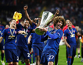 Ajax Manchester United Europa League Final 2017-05-24
