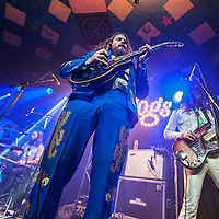 The Sheepdogs - Ewan Currie, Ryan Gullen<br /> Sam Corbett, Jimmy Bowskill, Shamus Currie