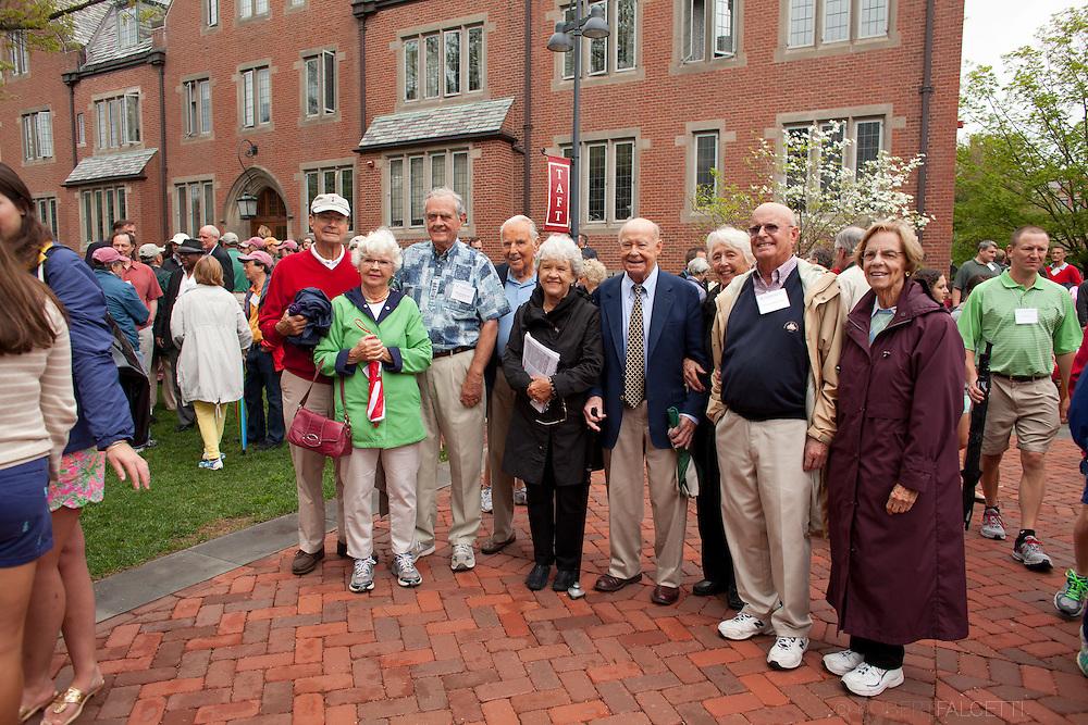 Taft School-Alumni Weekend 2013- Alumni Parade and Luncheon. (Photo by Robert Falcetti)