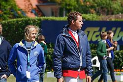 Ahlmann Christian (GER), Melchior Judy Ann (BEL)<br /> Derby of Hamburg 2010<br /> © Dirk Caremans