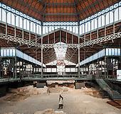 Born Cultural Center - Enric Soria & Josep Fontsere