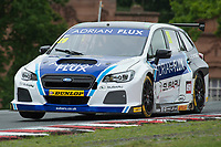 #28 Josh Price BMR Racing Academy  Subaru Levorg GT  during Round 4 of the British Touring Car Championship  as part of the BTCC Championship at Oulton Park, Little Budworth, Cheshire, United Kingdom. May 20 2017. World Copyright Peter Taylor/PSP.
