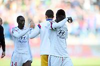 Mohamed YATTARA - 09.05.2015 -  Caen / Lyon  - 36eme journee de Ligue 1<br />Photo : Vincent Michel / Icon Sport