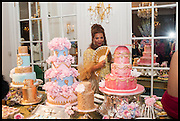 CARMEN OTEDOLA;  Florence Heoluwa 'Cuppy' Otedola Marie Antoinette Graduation party. Mandarin Oriental, Knightsbridge25th of July 2014.