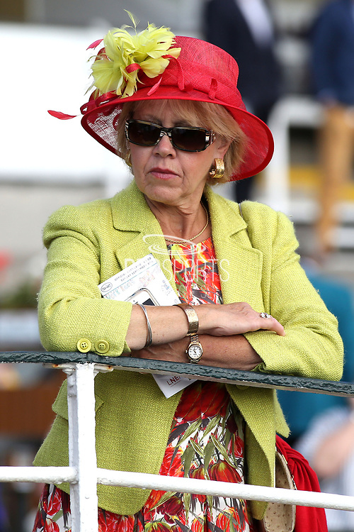 The hats and outfits were out during the Family Race Day held at York Racecourse, York, United Kingdom on 8 September 2019.