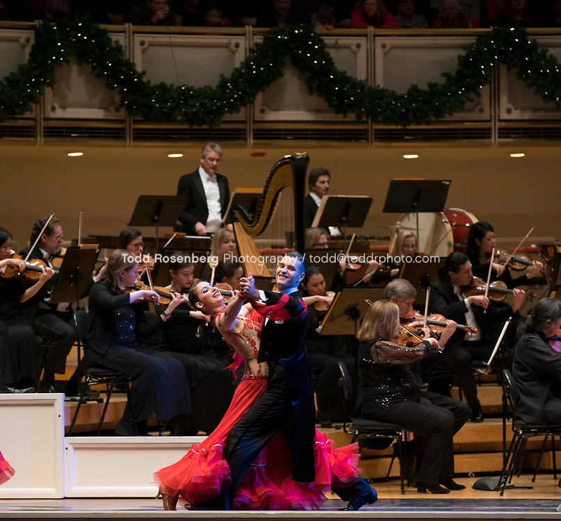 12/30/17 3:04:04 PM -- Chicago, IL, USA<br /> Attila Glatz Concert Productions' &quot;A Salute to Vienna&quot; at Orchestra Hall in Symphony Center. Featuring the Chicago Philharmonic <br /> <br /> &copy; Todd Rosenberg Photography 2017