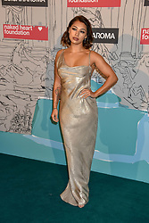 Vanessa White at the Fabulous Fund Fair in aid of Natalia Vodianova's Naked Heart Foundation in association with Luisaviaroma held at The Round House, Camden, London England. 18 February 2019.