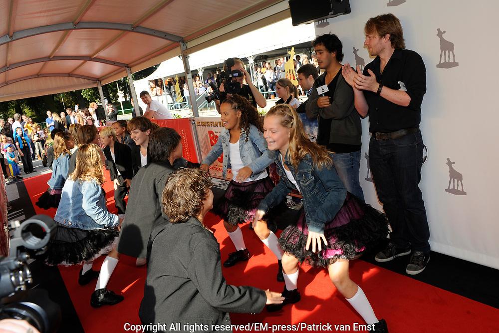 NFF 2011 - Premiere Bennie Stout op het Nederlands Filmfestival van Utrecht. <br /> <br /> Op de foto: