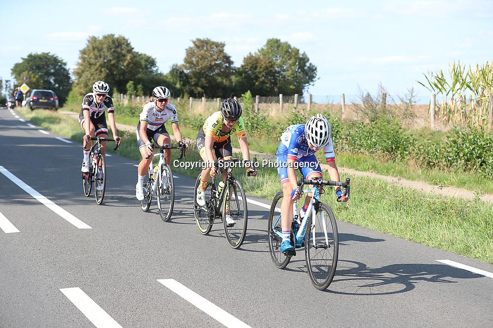 01-09-2018: Wielrennen: Ladies Tour: Sittard
