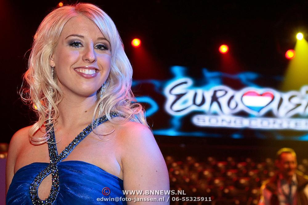 NLD/Baarn/20100107 - Nationaal Songfestival 2010, Peggy Mays