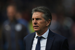 Leicester City manager Claude Puel - Mandatory by-line: Jack Phillips/JMP - 14/04/2018 - FOOTBALL - Turf Moor - Burnley, England - Burnley v Leicester City - English Premier League