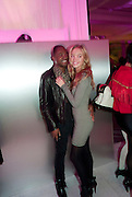 ROXANNE HORNER; TAIO CRUZ, Project PEP, A new line of Jimmy Choo shoes aimed at raising money for rape victims in South Africa. Devised by Tamara Mellon and the Sir Elton John Aids Foundation. . Wonder Room, Selfridges, 400 Oxford Street, London W1, 8.30-10.30pm