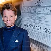 NLD/Katwijk/20180430 - Onthulling V-monument Soldaat van Oranje, Pieter-Christiaan