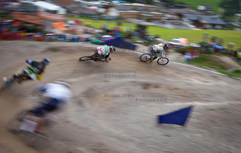 12-06-2011 MOUNTAINBIKE: UCI MOUNTAINBIKE WORLDCUP: LEOGANG<br /> Creative, Feature<br /> ©2011-FotoHoogendoorn.nl / EXPA/J. Feichter