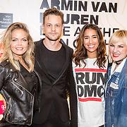 NLD/Amsterdam/20161021 - Armin van Buuren Live at the Van Gogh Museum, K-otic, Sita Vermeulen, Bart Voncken, Bouchra Tjon Pon Fong en Rachel Kramer