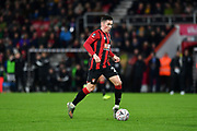 AFC Bournemouth midfielder Harry Wilson (22) during the The FA Cup match between Bournemouth and Luton Town at the Vitality Stadium, Bournemouth, England on 4 January 2020.