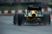June 7-9, 2013 : Canadian Grand Prix. Alexander Rossi, Caterham F1 , CT03