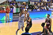 Sassari 15 Agosto 2012 - qualificazioni Eurobasket 2013 - ITALIA PORTOGALLO<br /> Nella Foto : GIUSEPPE POETA<br /> Foto Ciamillo