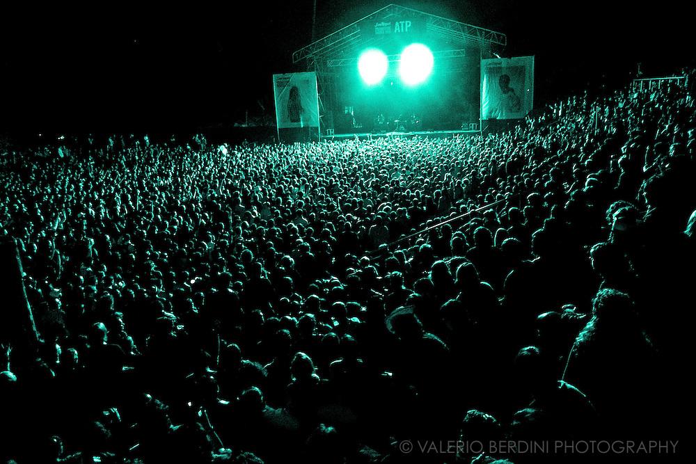 Primavera Sound 2011.Barcelona .Jon Spencer Blues Explosion