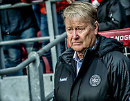 FOOTBALL: Coach Åge Hareide (Denmark) before the World Cup 2018 UEFA Qualifier Group E match between Denmark and Romania at Parken Stadium on October 8, 2017 in Copenhagen, Denmark. Photo by: Claus Birch / ClausBirch.dk.
