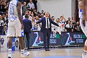 DESCRIZIONE : Sassari LegaBasket Serie A 2015-2016 Dinamo Banco di Sardegna Sassari - Giorgio Tesi Group Pistoia<br /> GIOCATORE : Marco Calvani<br /> CATEGORIA : Ritratto Allenatore Coach Curiosità Mani<br /> SQUADRA : Dinamo Banco di Sardegna Sassari<br /> EVENTO : LegaBasket Serie A 2015-2016<br /> GARA : Dinamo Banco di Sardegna Sassari - Giorgio Tesi Group Pistoia<br /> DATA : 27/12/2015<br /> SPORT : Pallacanestro<br /> AUTORE : Agenzia Ciamillo-Castoria/C.Atzori