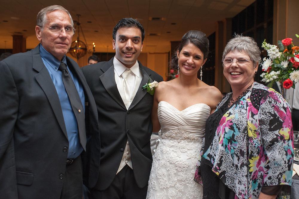 Rheem and Sina's wedding Saturday, May 26, 2012 in Houston..Photo © Wendi Poole