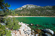 Sand Harbor State Park, Lake Tahoe, Nevada, USA