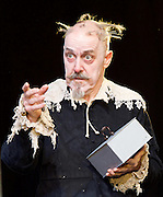 The Miser <br /> by Moliere<br /> adapted by Sean Foley and Phil Porter <br /> at Garrick Theatre, London, Great Britain <br /> Press photocall <br /> 6th March 2017 <br /> <br /> Griff Rhys Jones as Harpagon <br /> <br /> <br /> <br /> Photograph by Elliott Franks <br /> Image licensed to Elliott Franks Photography Services