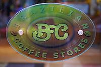 Egypte, la côte méditerranéenne, Alexandrie, le Brazilian coffee stores // Egypt, Alexandria, the Brazilian coffee stores