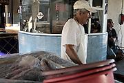 Cooperativa de Pescadores Rosita en Puerto Vallarta.