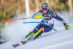 "TILLEY Alex (GBR)  competes during the Audi FIS Alpine Ski World Cup ""Snow Queen Trophy"" Women's Slalom, on January 4, 2020 in Sljeme, Zagreb, Croatia. Photo by Sinisa Kanizaj / Sportida"