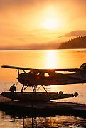 Alaska. Southeast. Floatplane trip.